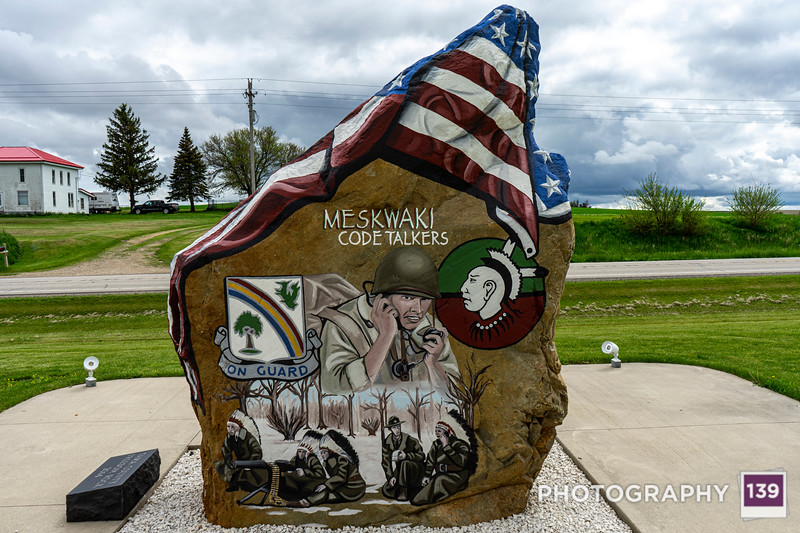 Tama County Freedom Rock