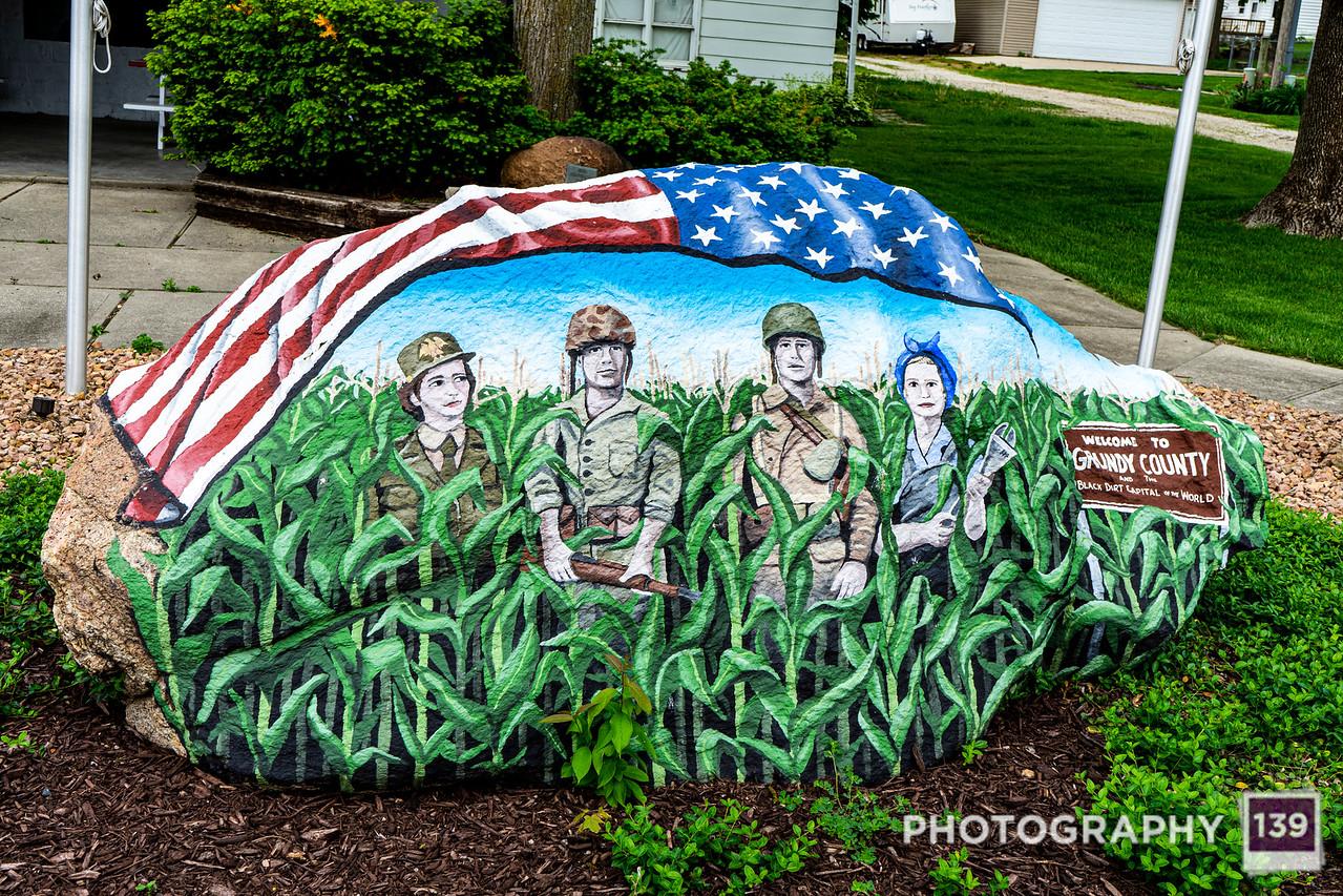Grundy County Freedom Rock