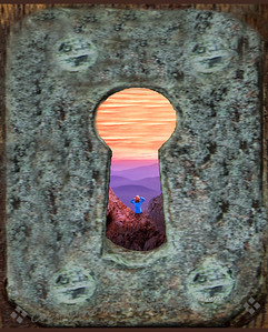 Adventure Through the Keyhole