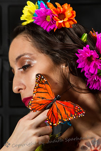 The Butterfly Lady