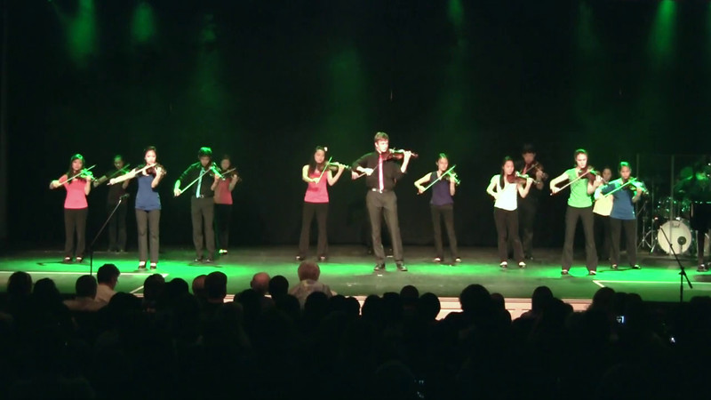 Irish Medley<br /> <br /> Culmination Spring Concert 2012<br /> 5/12/2012