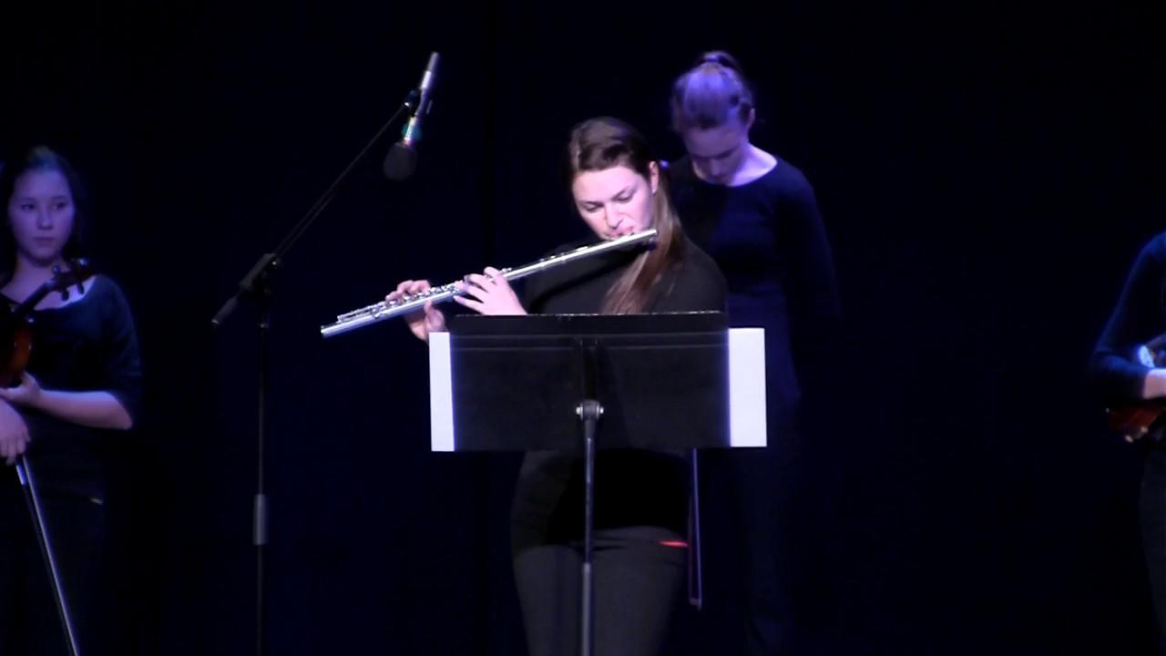 Hedwigs Theme<br /> Danielle Fundakowski<br /> <br /> Culmination Spring Concert 2012<br /> 5/12/2012