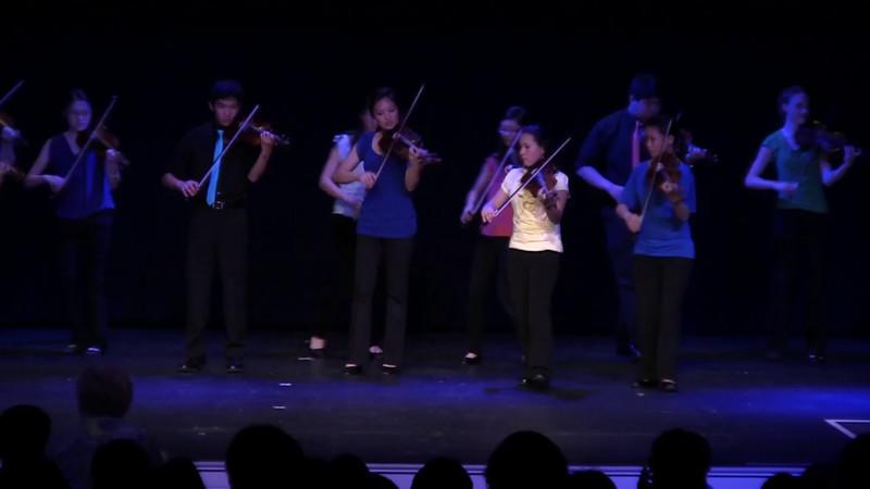 Tico, Tico no Fuba<br /> <br /> Culmination Spring Concert 2012<br /> 5/12/2012