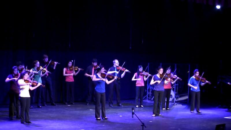 Vancouver<br /> Garrett Fundakowski<br /> <br /> Culmination Spring Concert 2012<br /> 5/12/2012