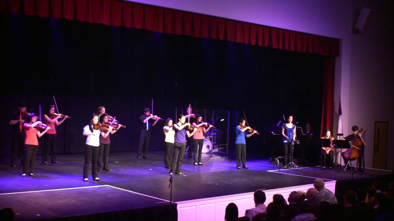 On the Trail<br /> <br /> Culmination Spring Concert 2012<br /> 5/12/2012