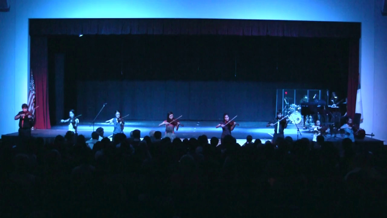 I Gotta Feeling<br />  <br /> Culmination Spring Concert 2012<br />  5/12/2012