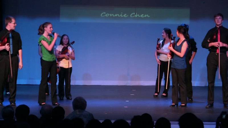 Introduction<br /> <br /> Culmination Spring Concert 2012<br /> 5/12/2012