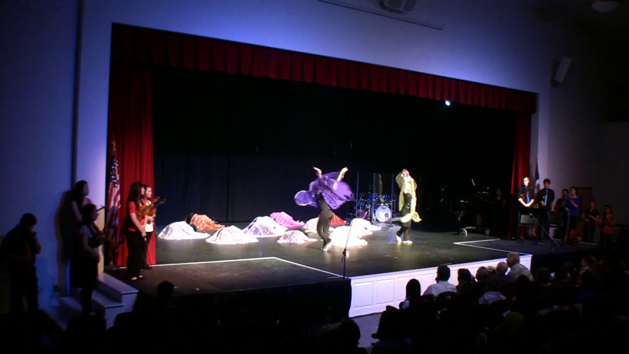 Butterfly Lover's Concerto with the<br /> CACC Folk Dance Troupe<br /> <br /> Culmination Spring Concert 2012<br /> 5/12/2012