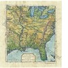 """A New map of La Louisiane and the River Mississippi""  $285  18x24""   Beautiful."