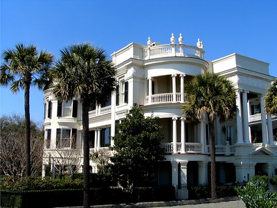 Most photographed home Charleston Battery