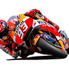 Marc Marquez 93 Digital Artwork