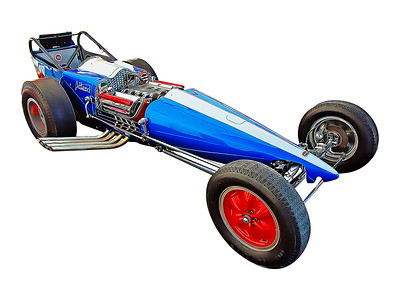 Allard Chrysler Dragster