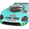 Leyton House Digital Artwork
