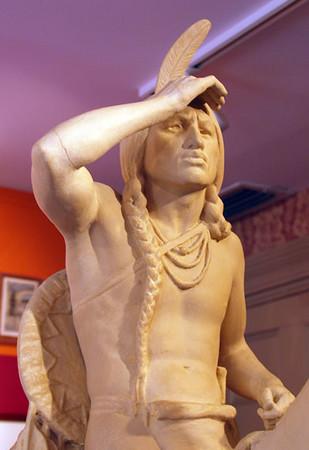 Cyrus Dallin Sculpture Museum, Arlington