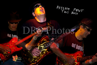 Tony Bach - Asylum Point - July 4th 2008