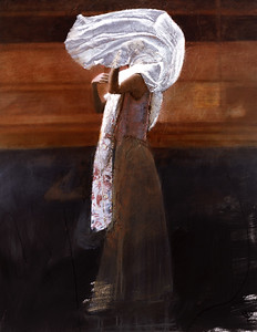 Dancer with White Silk I (2002)