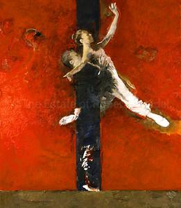 Pas de Deux on Red (2003)