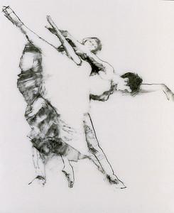 Study for Pas de Deux (2003)