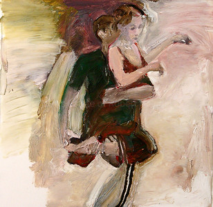 Study for Dancing in Dreams (2004)