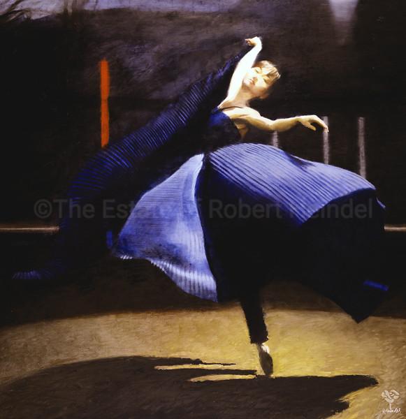 The Blue Dress