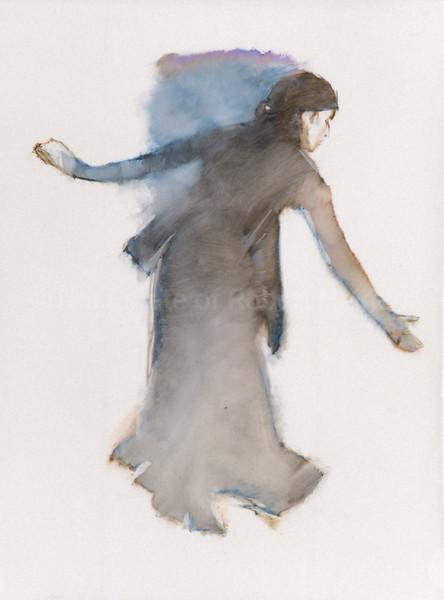 Morgan Le Fay - Colour Study