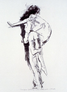 Study for 'Arthur' (2000)