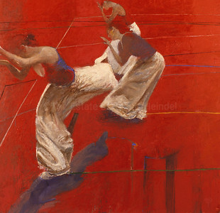 Dancers on Red (1996)