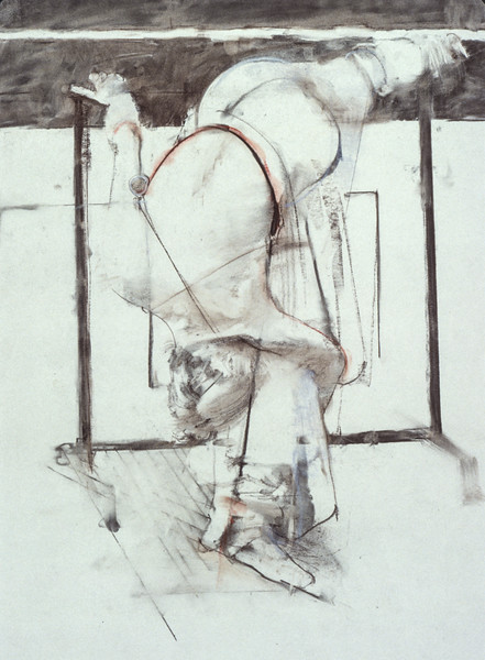 Study for 'Obsession'