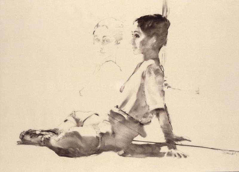 Ballet #237 (c1980s)