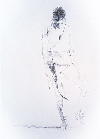 Study for Solitude (1979)