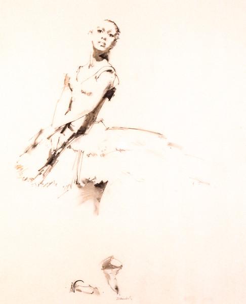 Ballet #264 (c1980s)