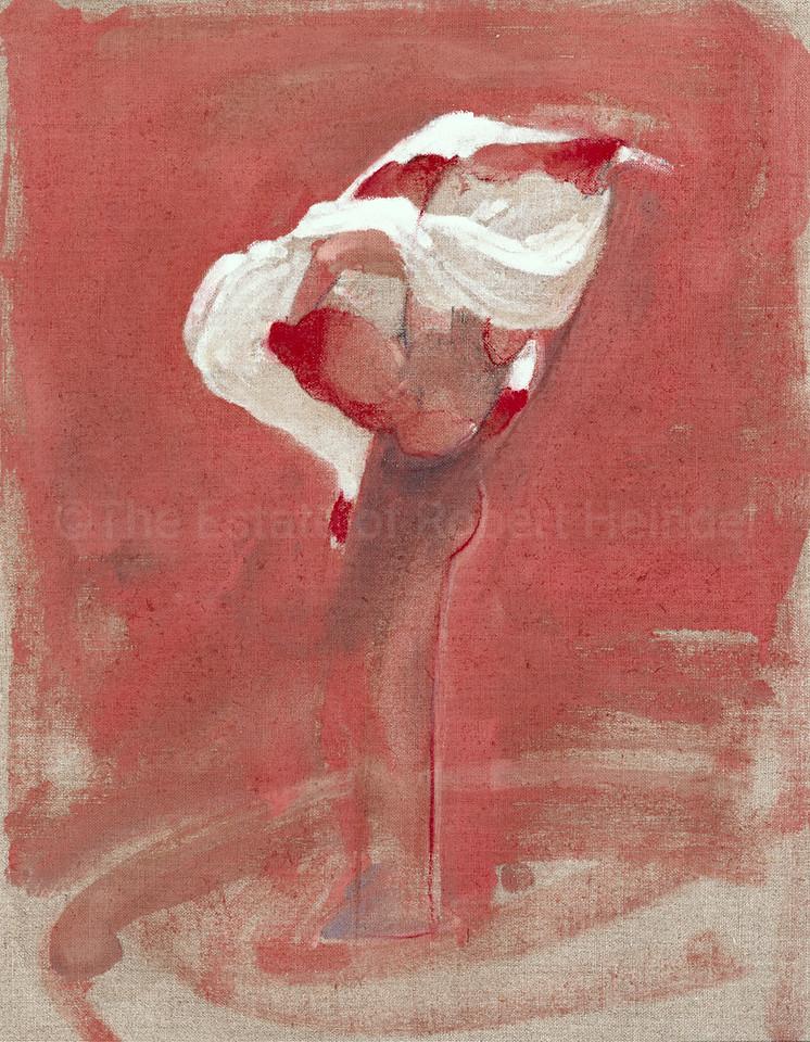 Colour Study for White Skirt II