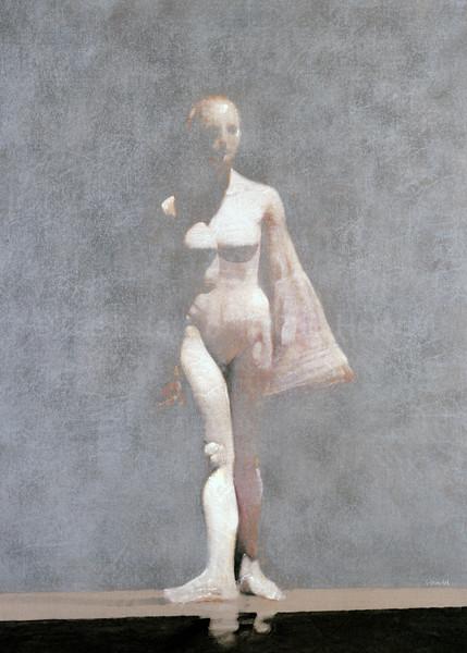 White Dancer II