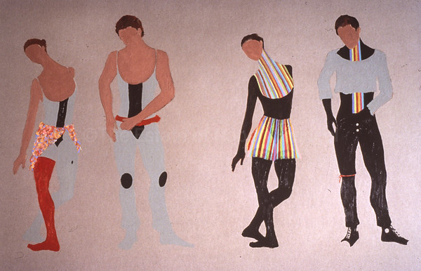 Dance House Costume Design (1994)
