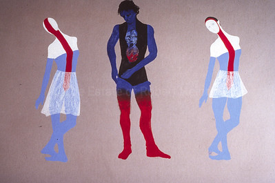 Dance House Costume Design