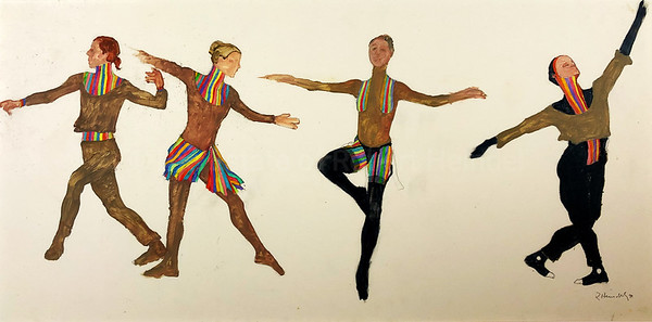 Dance House Costume Design