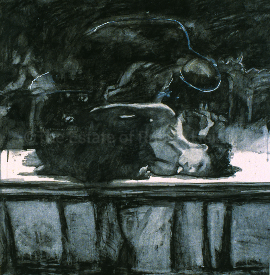 Study for In the Sleep