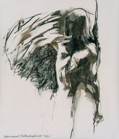 Floating Angel #15