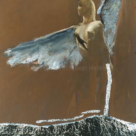 Floating Angel #9