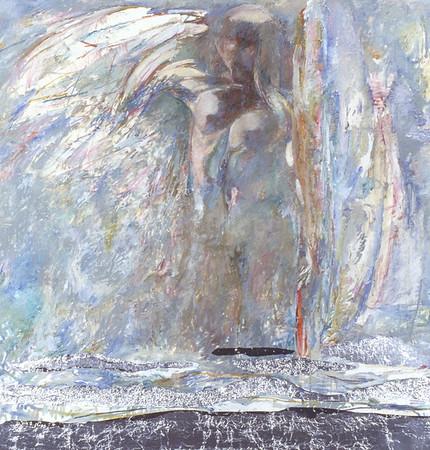 Floating Angel #12
