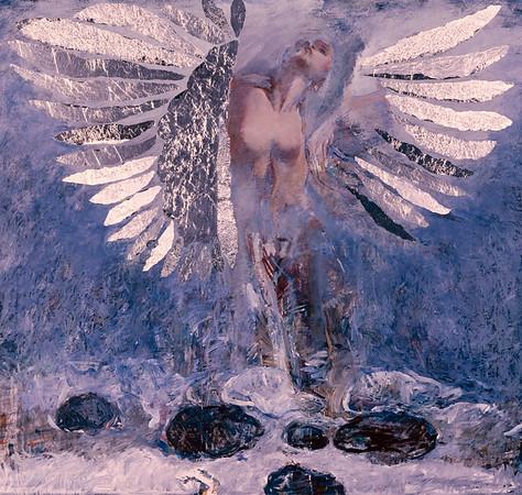 Floating Angel #11