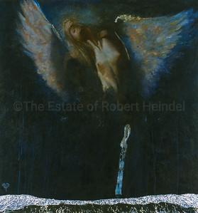 Floating Angel #6