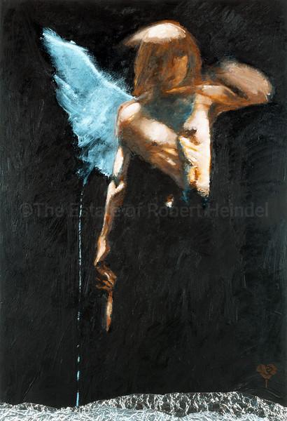 Floating Angel #3