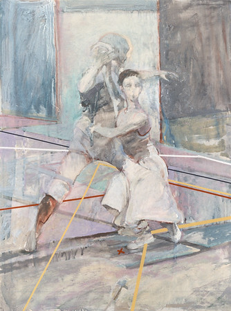 Floormarks #4 (1992)