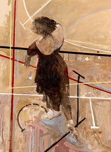 Floormarks #8 (1992)