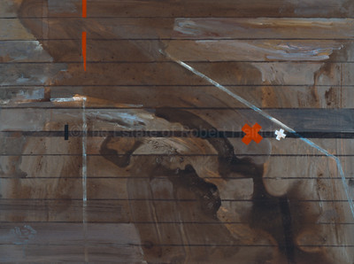 Floormarks #25 (1992)