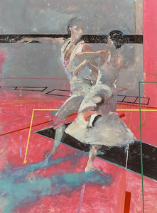Floormarks #15 (1992)