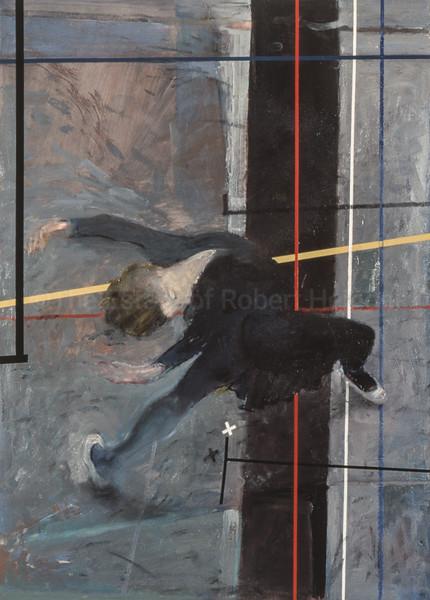 Floormarks #7 (1992)