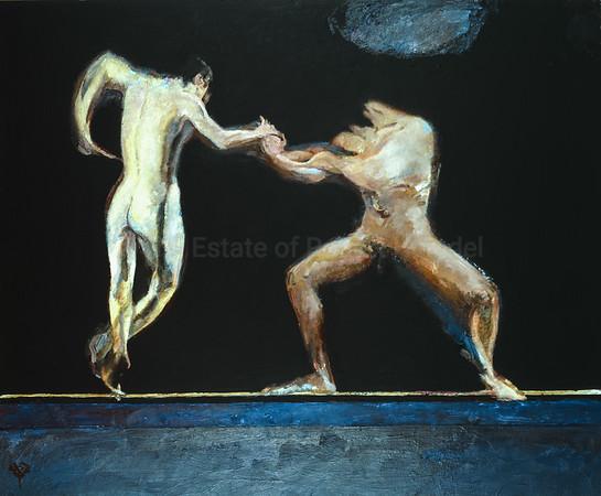 Two Dancers (Junction/ Pas de Deux)