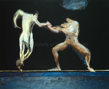 Two Dancers (Junction/ Pas de Deux) (2001)